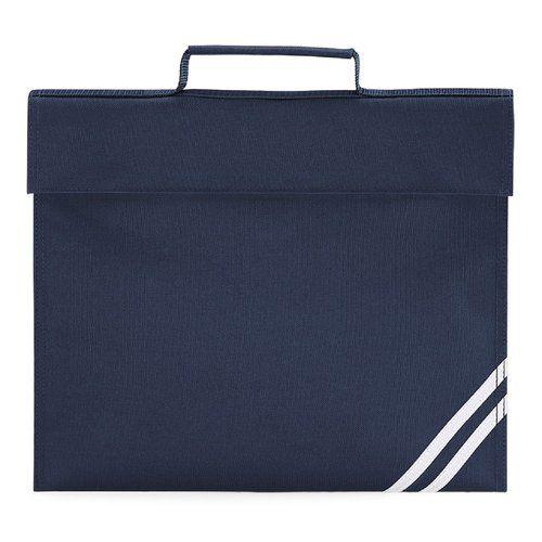 Quadra classic book bag in black: Amazon.co.uk: Shoes & Bags