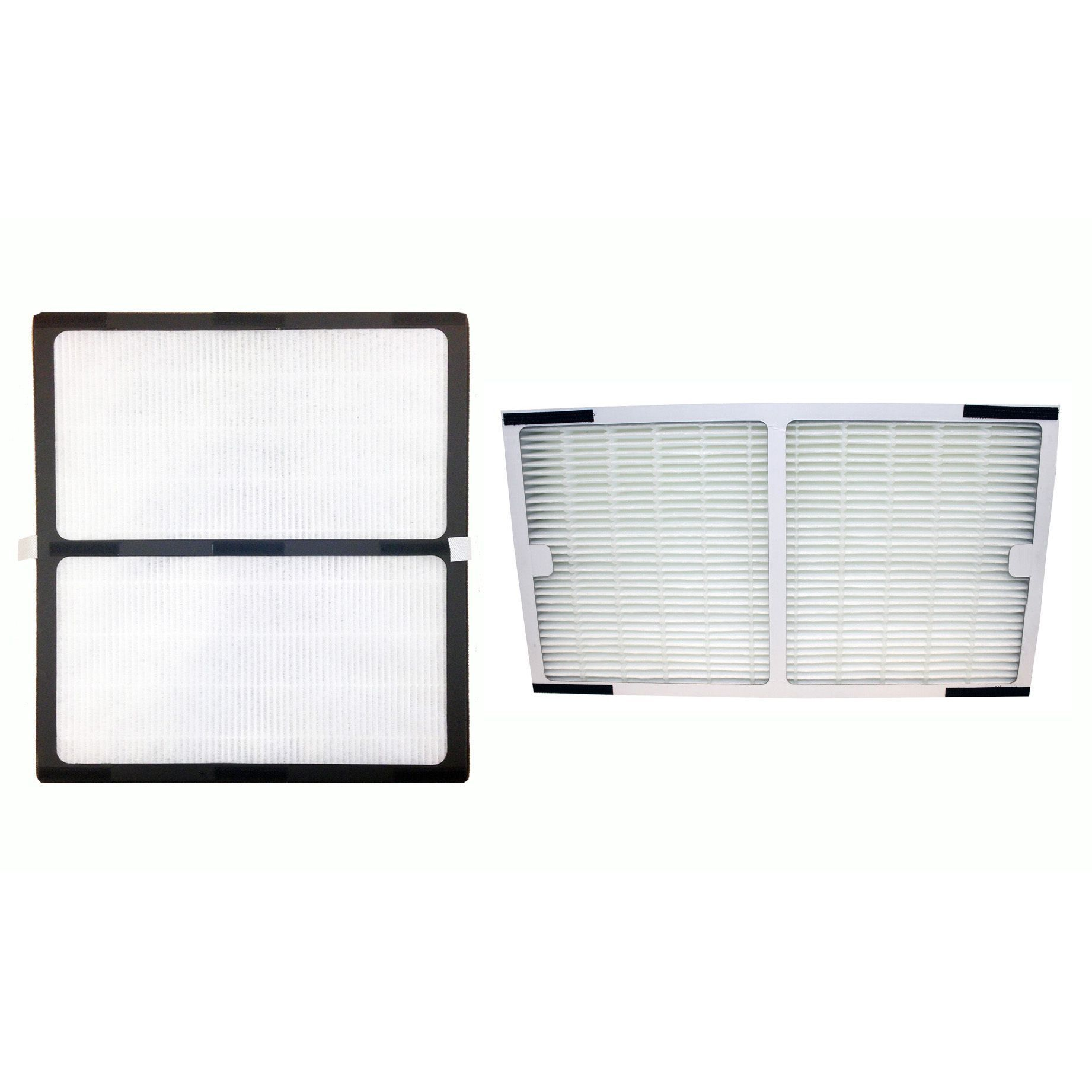 Replacement HEPA Style Filter C & D Filter, Fits Idylis