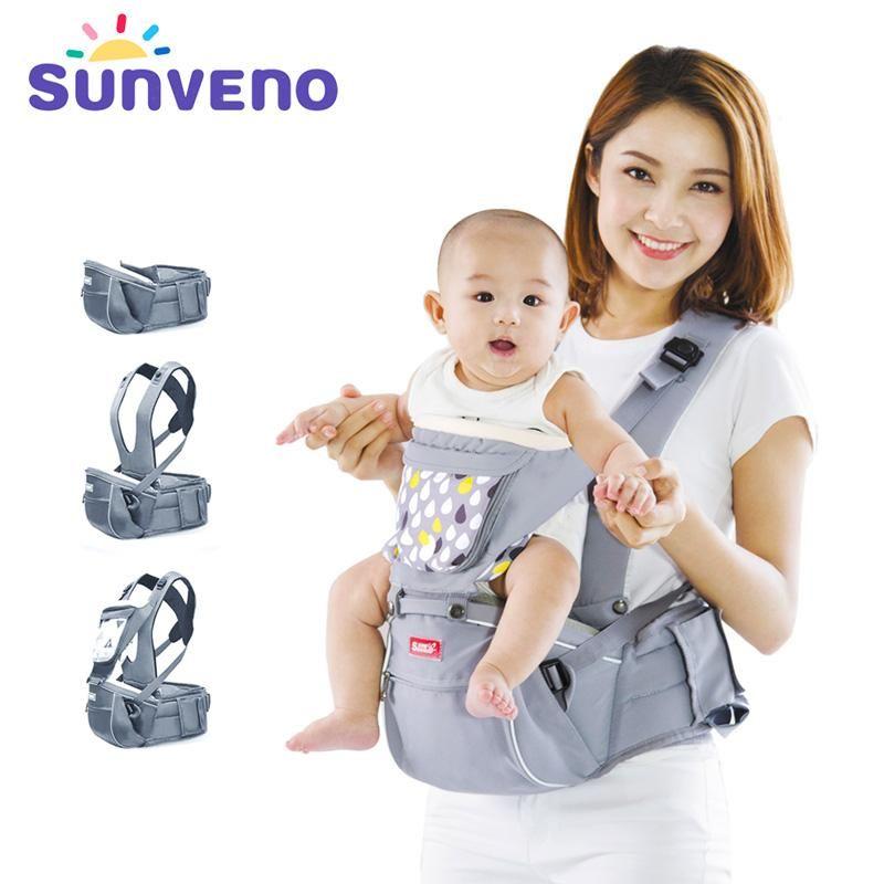 2016 Baby Carrier Front Facing Infant Sling Backpacks 2-30 Months Breathable.