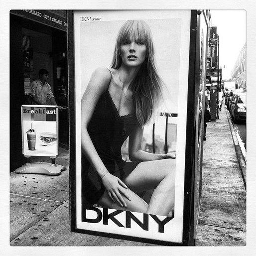 Lachlan Bailey photographs for DKNY, Fall/Winter 2012  You can follow Lachlan's blog on hisTumblr pageand his latest news on hisTwitter.