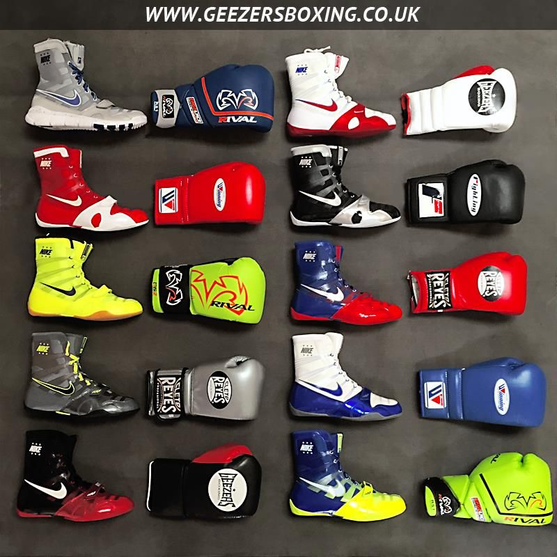 Geezers Boxing: New Boxing Boots From Adidas