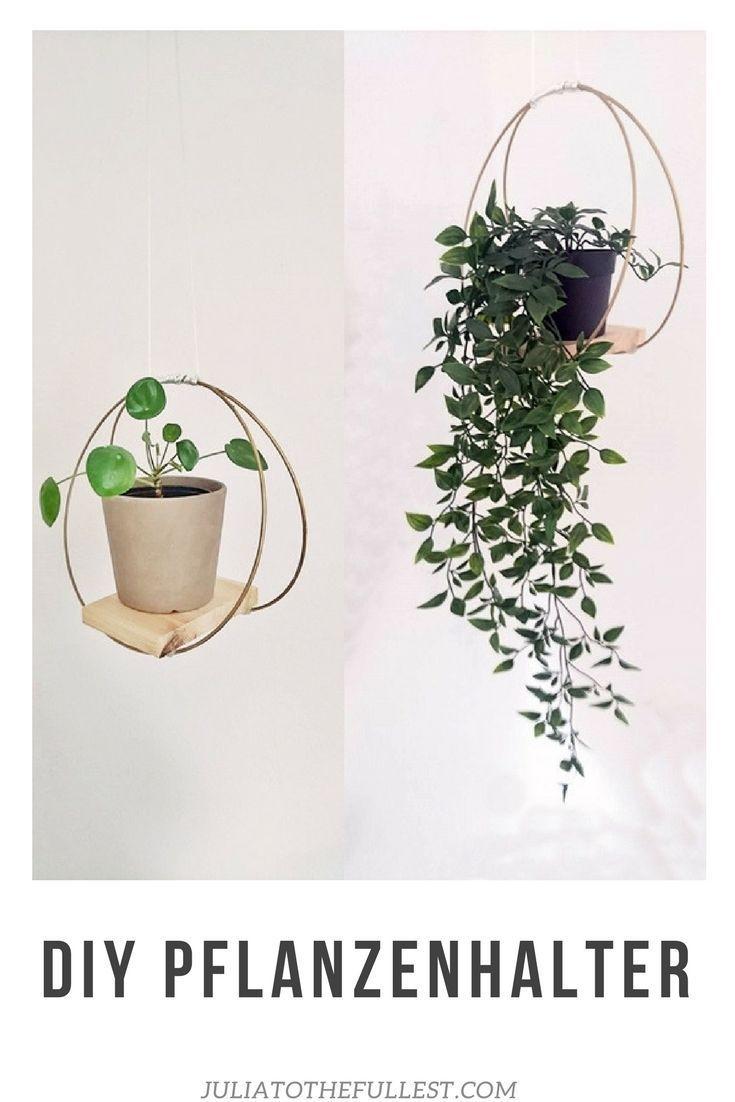 Photo of Hoch hinaus: DIY Pflanzentablett | Julia to the Fullest