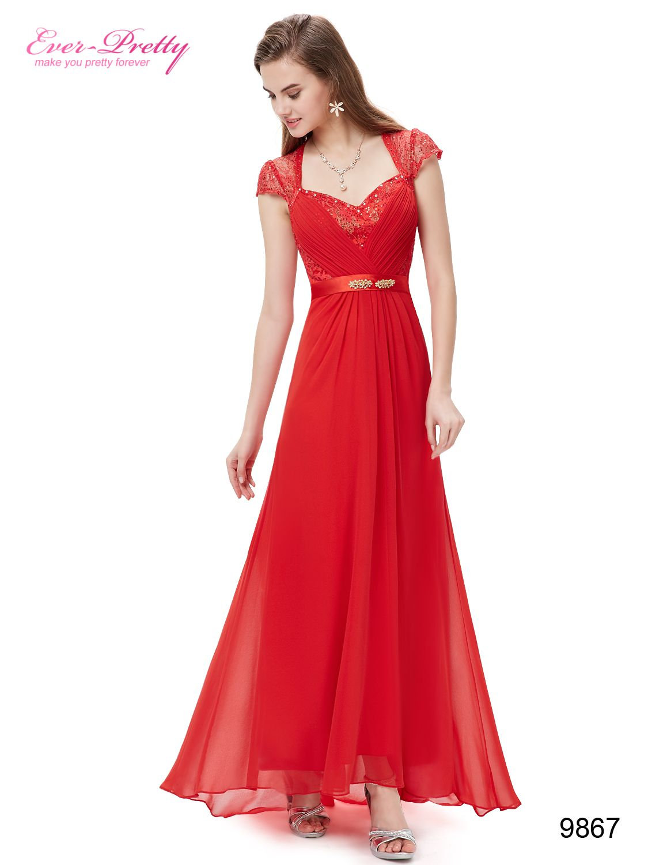 Sexy vneck red diamante cap sleeve wedding dress everpretty us