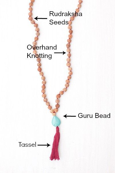 Anatomy of Mala Beads | Mala Collective | Mala Beads, Malas, Necklaces and Bracelets