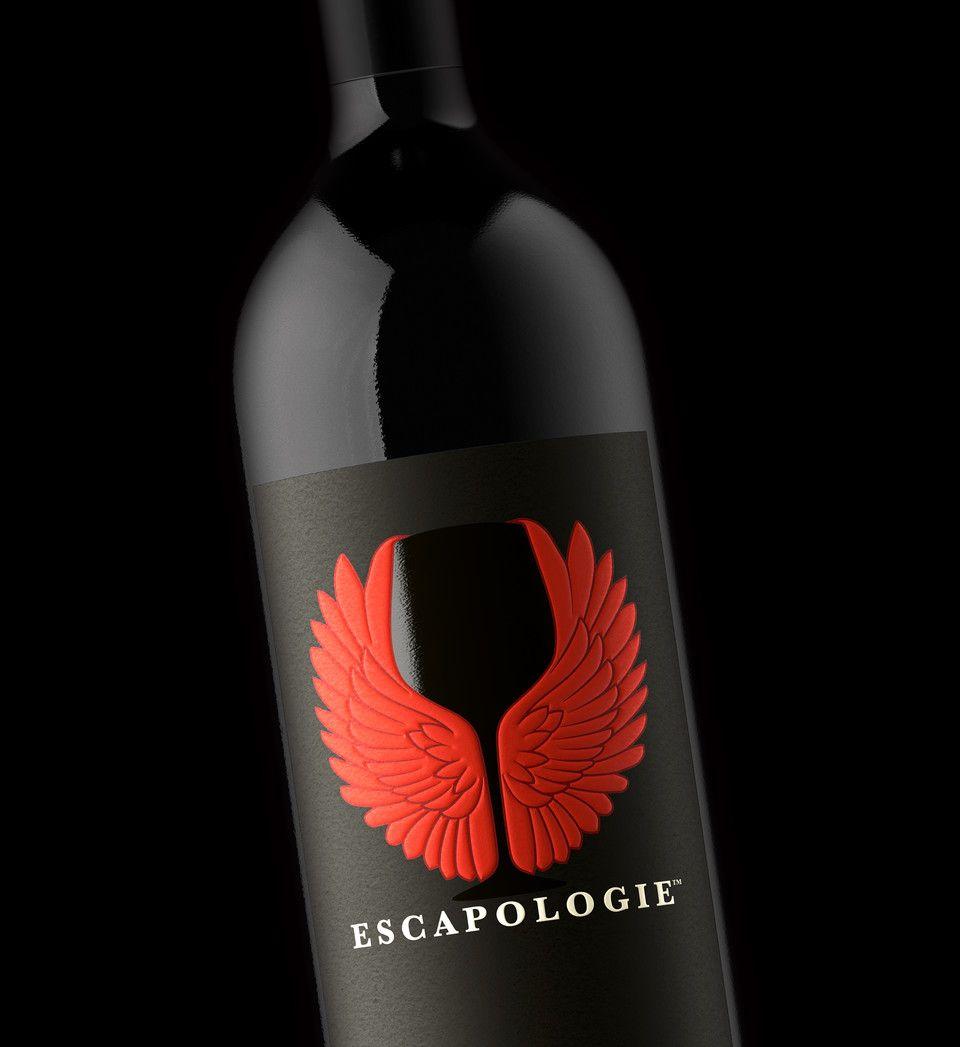 Escapologie Wines Wine Design Wines Wine Packaging Design