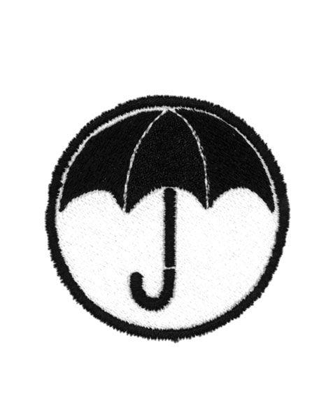 Image Umbrella Academy Patch Umbrella Logo Umbrella Academy Academy Logo