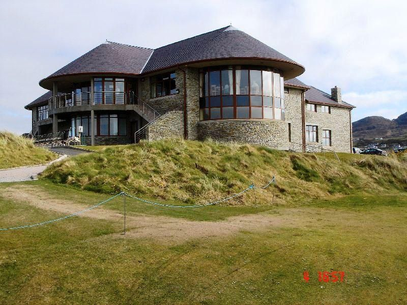Ballyliffin Golf Course: Two Championships Courses - The Old Course (2007) & Glashedy (2008)  http://www.ballyliffingolfclub.com/