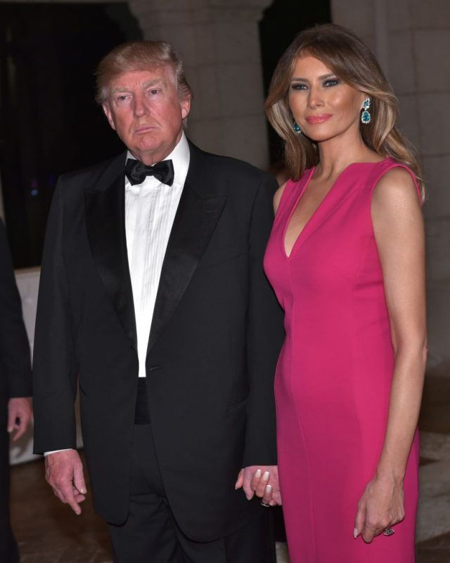 Photo Mandel Ngan Afp Getty Images Trump Fashion Milania Trump Style Lady