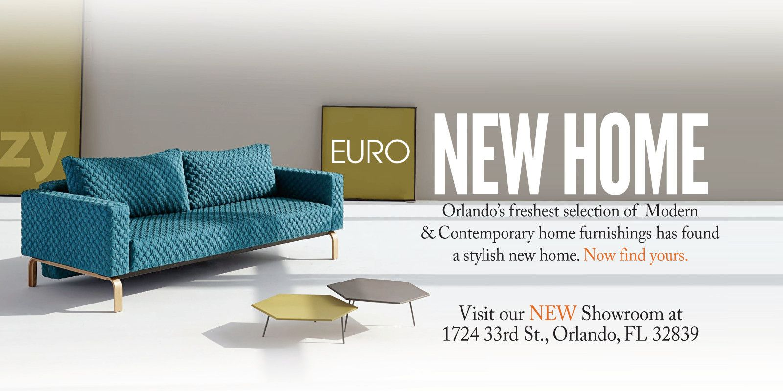 Euro Living Furniture S Contemporary Modern Orlando