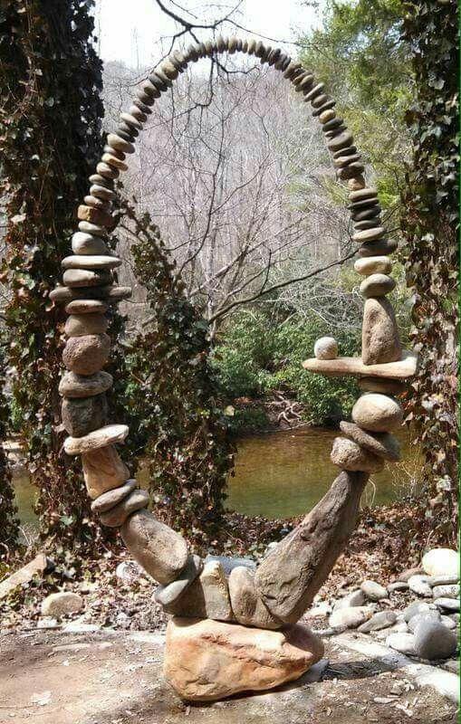Шикарные идеи украшения сада из камня - садовый арт (с изображениями) |  Садовые зеркала, Садовые идеи, Садовые статуи
