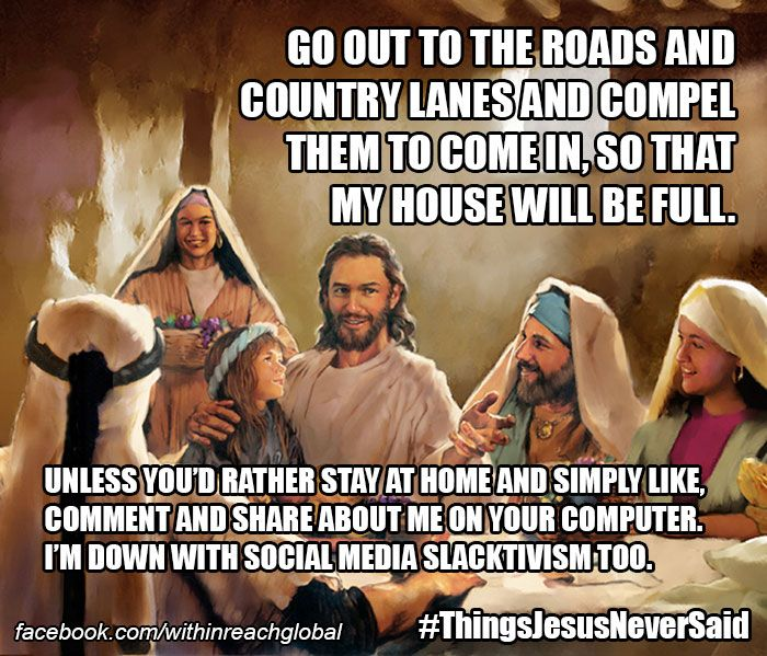 4 Ridiculous Memes Of Things Jesus Never Said About Missions Funny Christian Memes Catholic Humor Church Humor