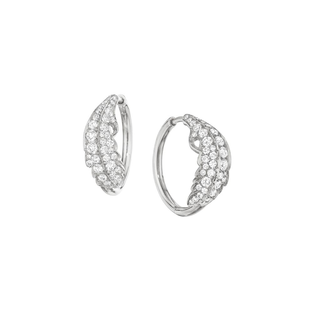 Round Diamond Stud Earrings -- Click image for more details ...