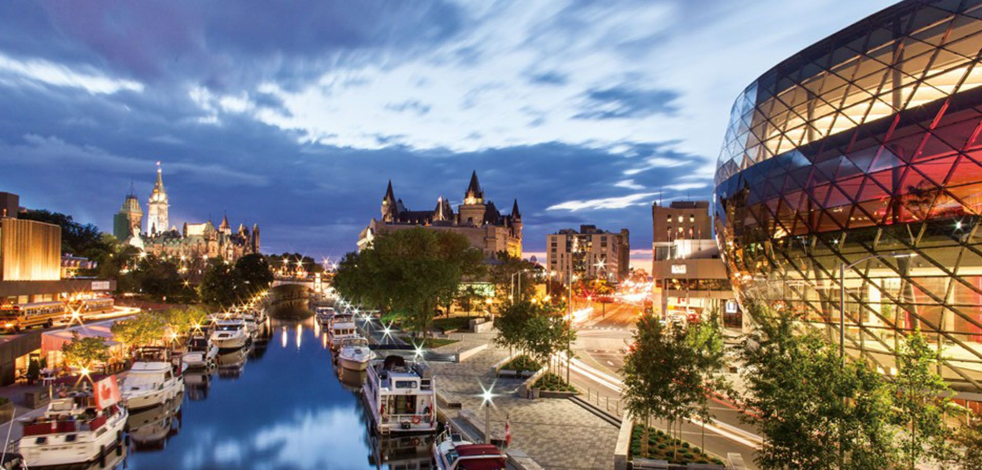 Ottawa is of one the top city in canada, the city is also