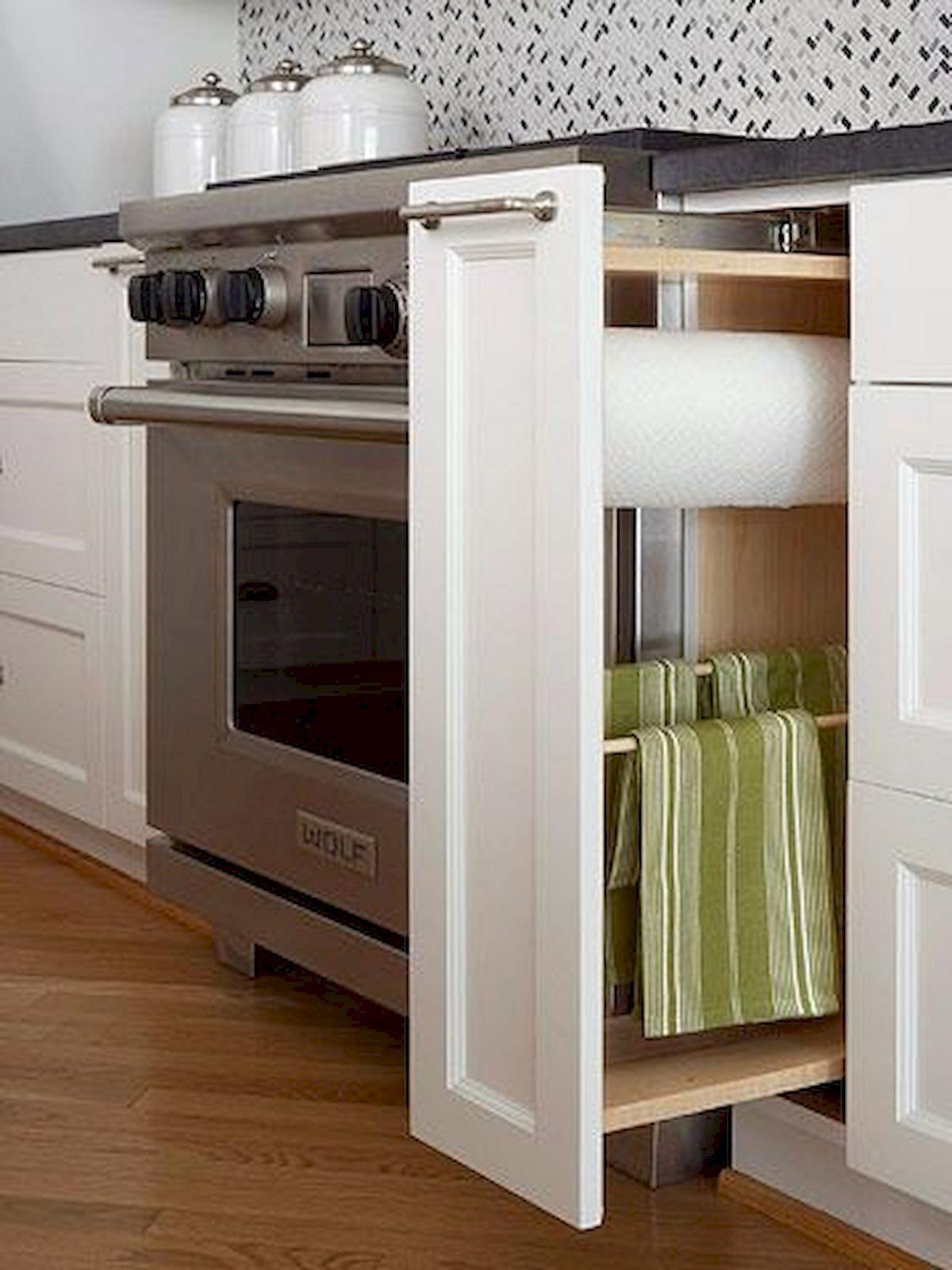 15 Fascinating Hidden Storage Ideas For Best Kitchen