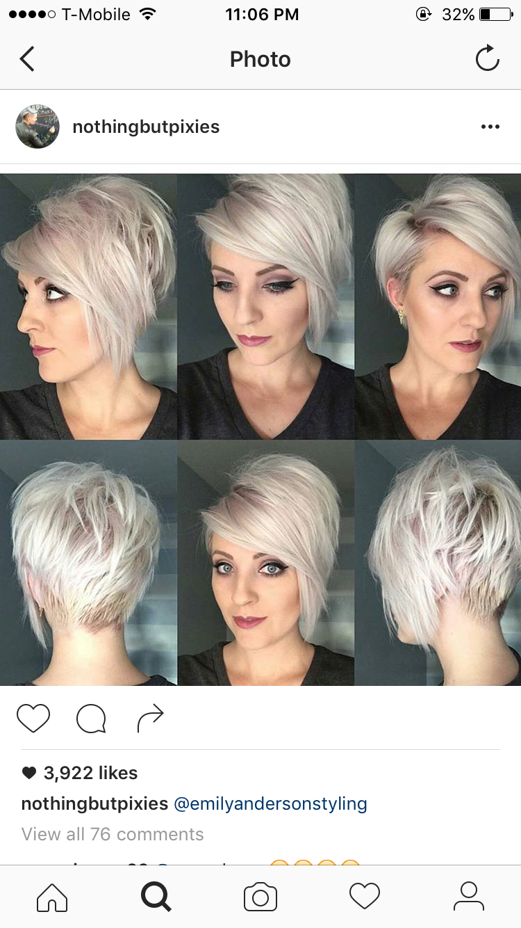 pin by ashley spurgeon on hair | pinterest | short hair