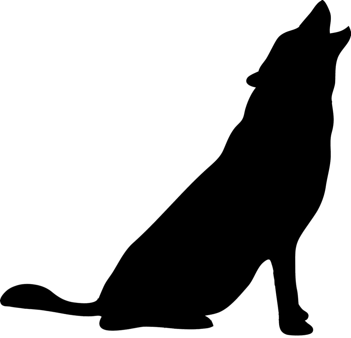 Loup Clipart (#247207) - PinClipart