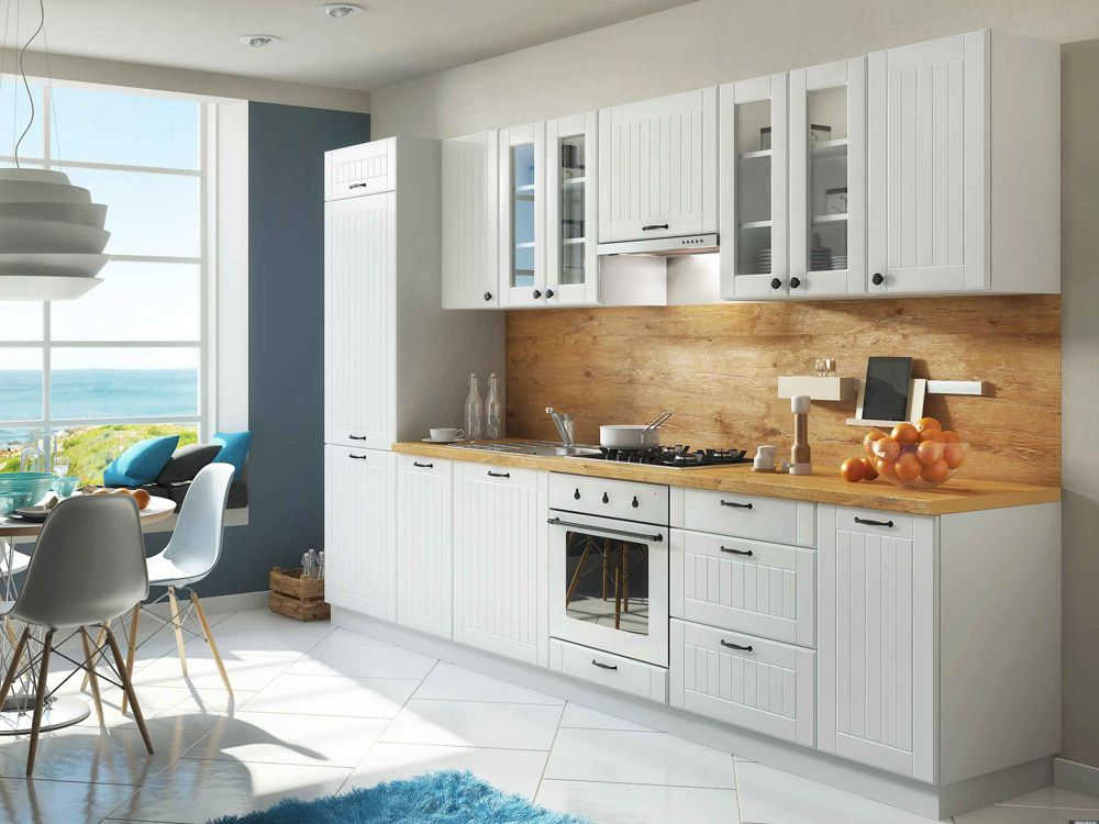 Kuchnia Prowansalska Nawymiar Kitchen Kitchen Cabinets Furniture