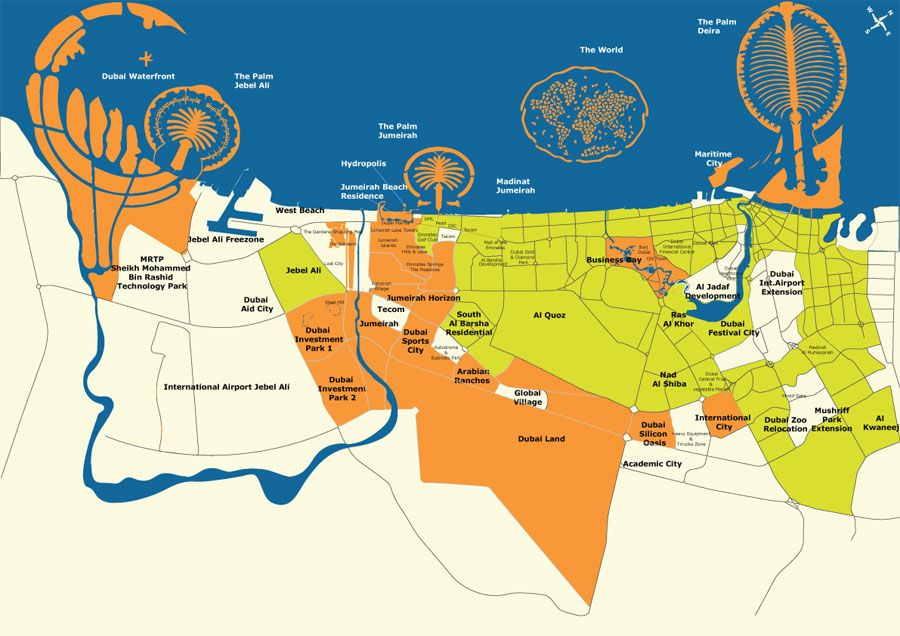 Dubai world islands 2013 dubai uae map cartography maps dubai world islands 2013 dubai uae map gumiabroncs Gallery