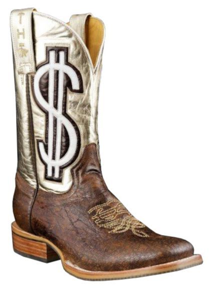 38fa96d070cebc Tin Haul Gold Digger Cowgirl Boots - Square Toe available at #Sheplers  badass.