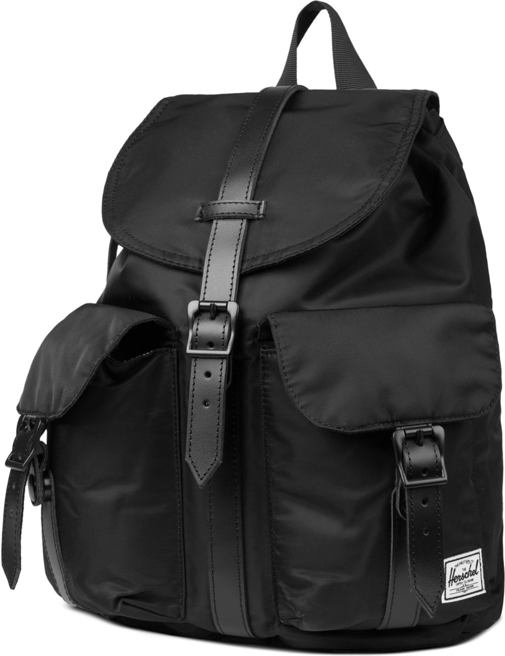 3af311f67e3 Herschel Supply Co. Black Dawson Backpack