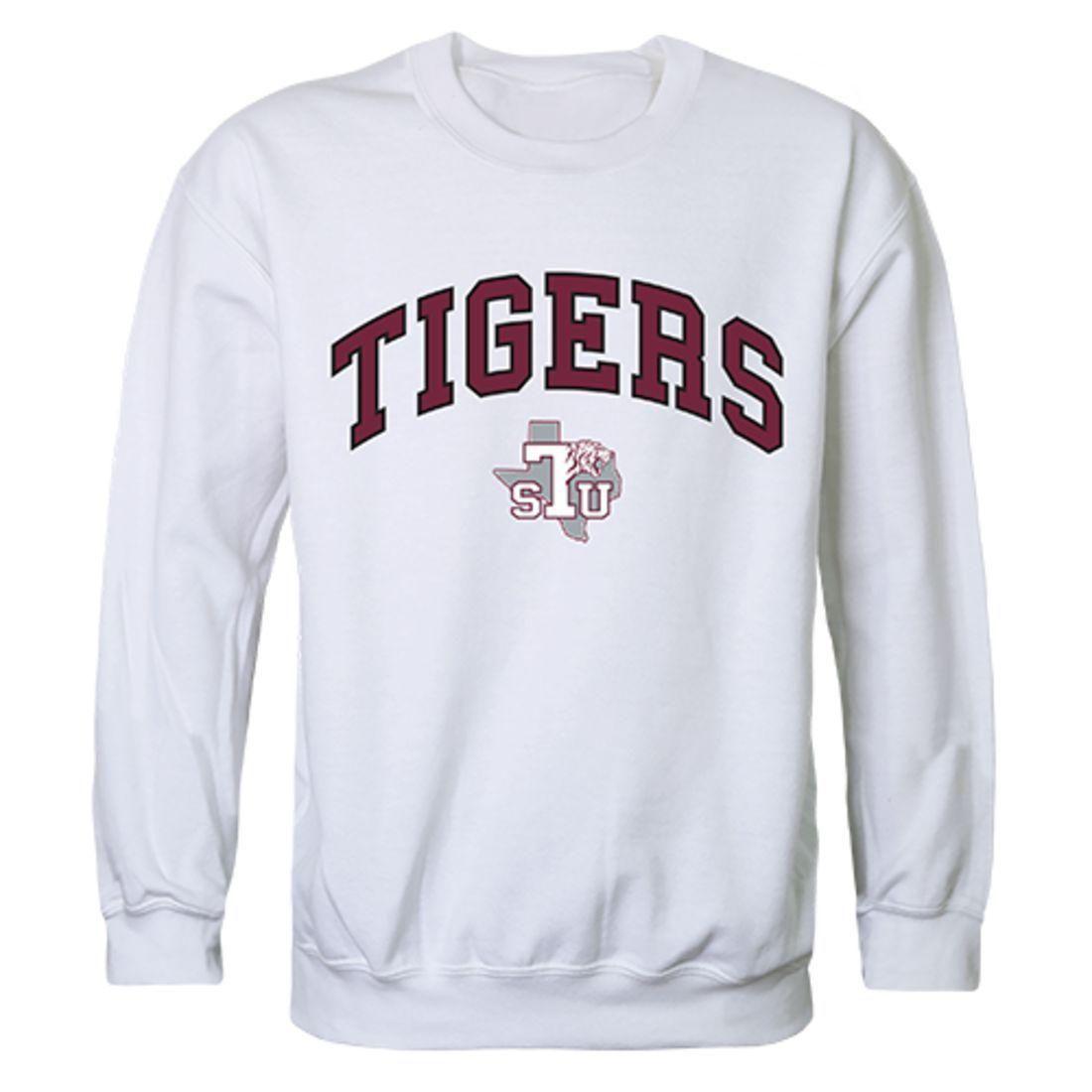 Teedcma Tsu Texas Southern University Campus Crewneck Pullover Sweatshirt Sweater White 315 Gift For Men W Sweatshirt Sweater Sweatshirts Pullover Sweatshirt [ 1100 x 1100 Pixel ]