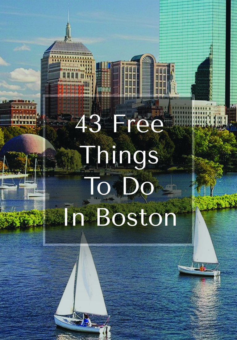 Things To Do For Free In Boston Art Museum Museums And Students
