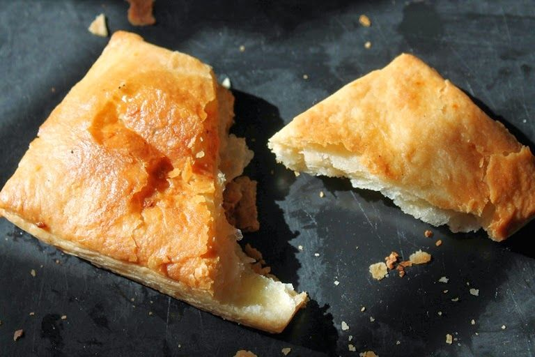 Found that this pastry recipe worked really well and Ill certainly be using it as a goto puff pastry rather than doing it the proper way! I did quite a few turns