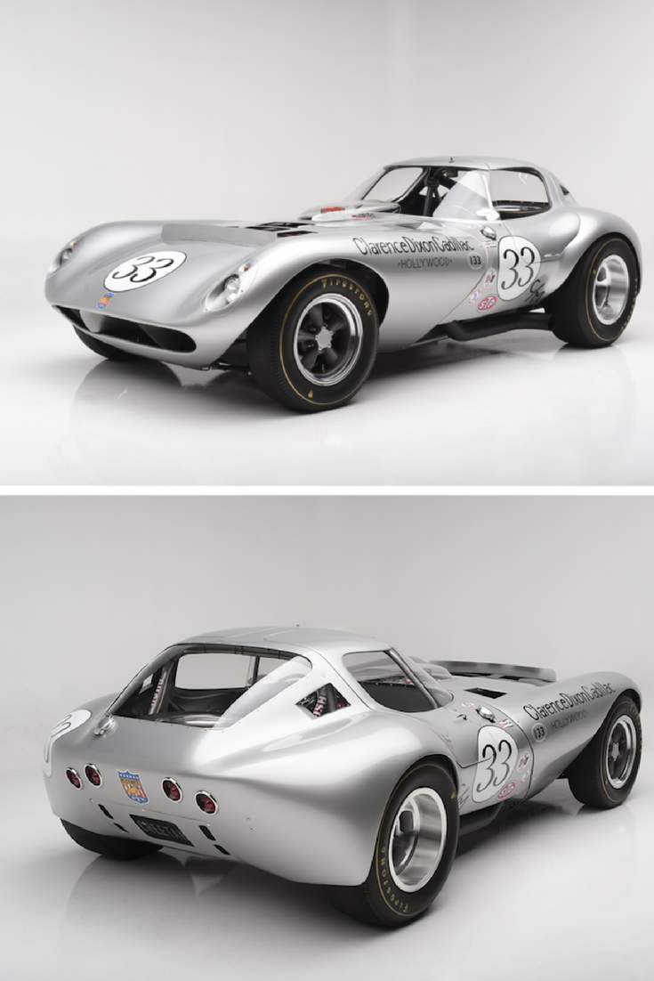 The 1964 Cheetah Race Car Is Up For Sale | vintage cars | Pinterest ...