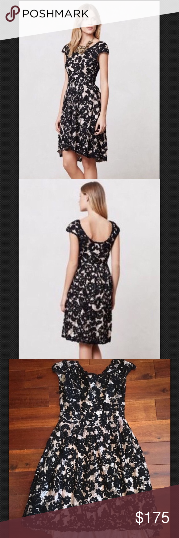 Anthropologie Yoana Baraschi Jardim Lace Dress 10 Anthropologie Jardim Lace dress by Yoana Baraschi size 10. This is completely sold out and gorgeous. ❌No trades! And no low offers please!❌ Anthropologie Dresses