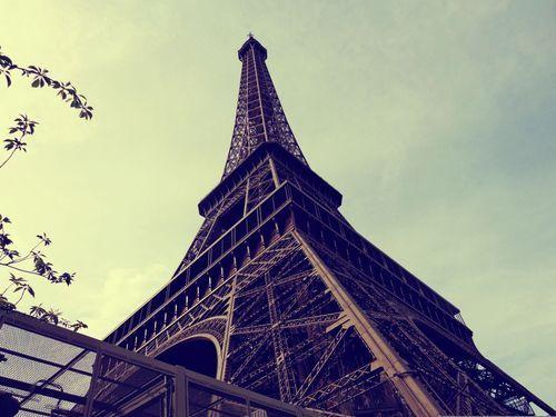 Paris, sweet Paris.