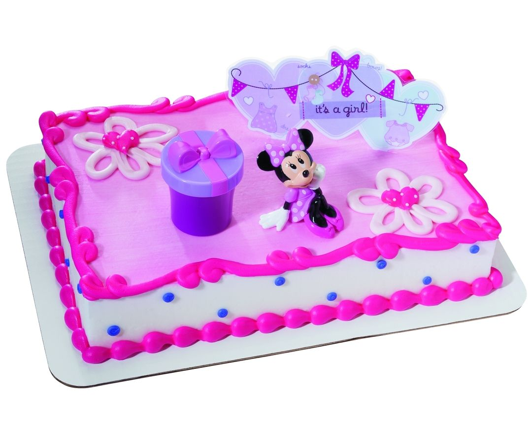Minnie Mouse Treasure Keeper Cake Decorating By CakeAndCandyDreams