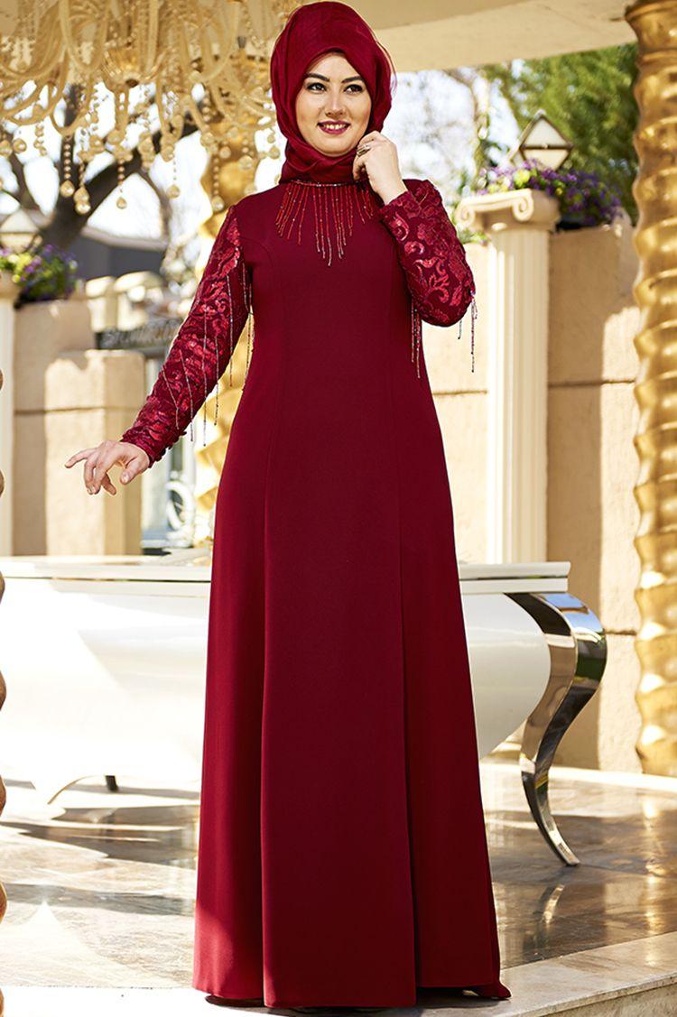 Tesettur Abiye Elbise Modelleri Elbiseler Elbise