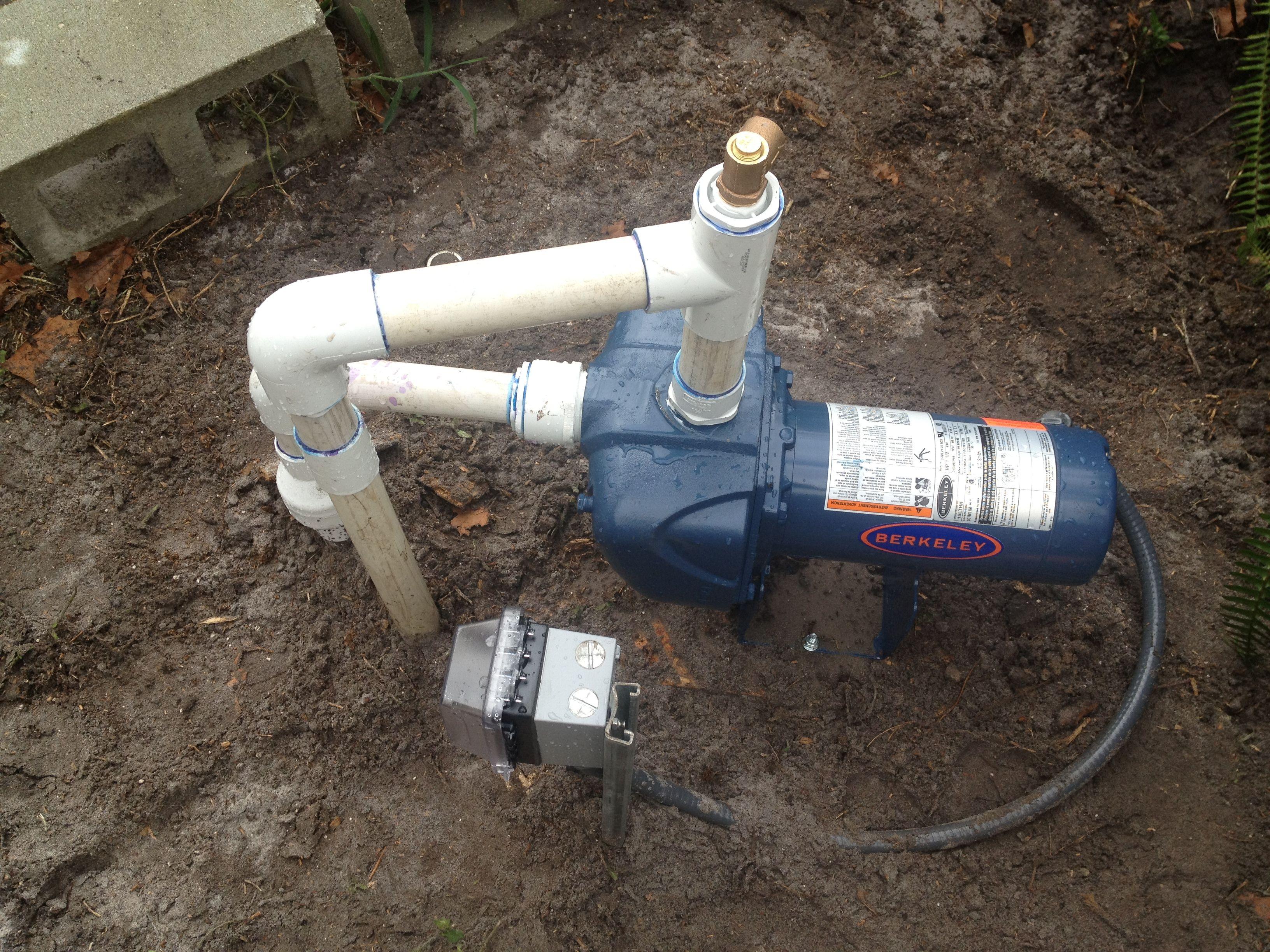 Irrigation Sprinkler Pump Pumps