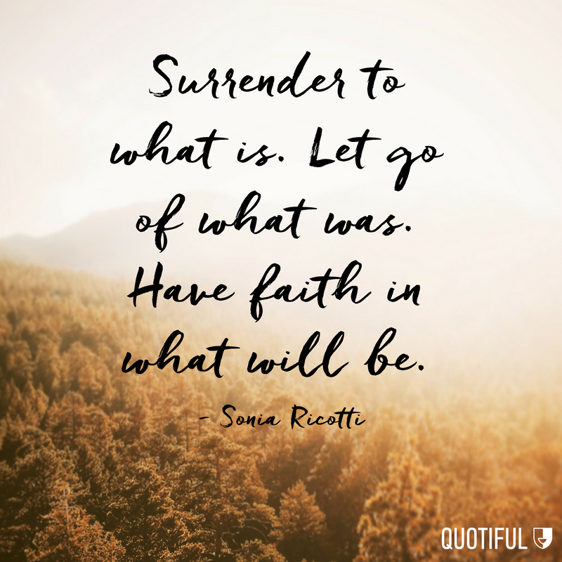 Inspirational Quotes About Life And Happiness: Let It Be. #life #quotes #inspiration #faith #happiness