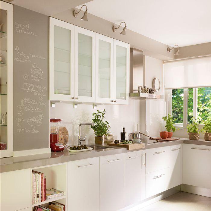 Reformas low cost: 10 ideas para estrenar cocina por muy poco   Küche