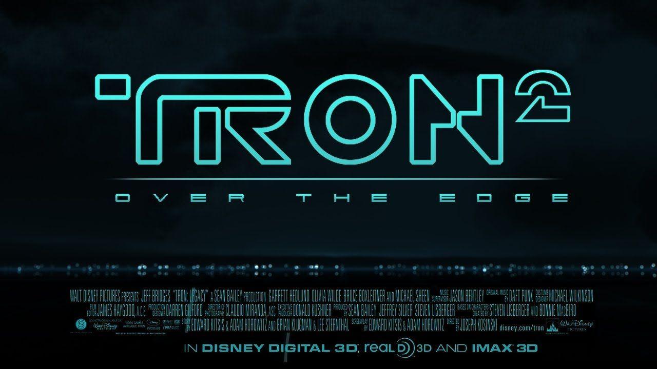 Tron 2 - Over The Edge (2015)   Walt Disney's   Official Trailer #1