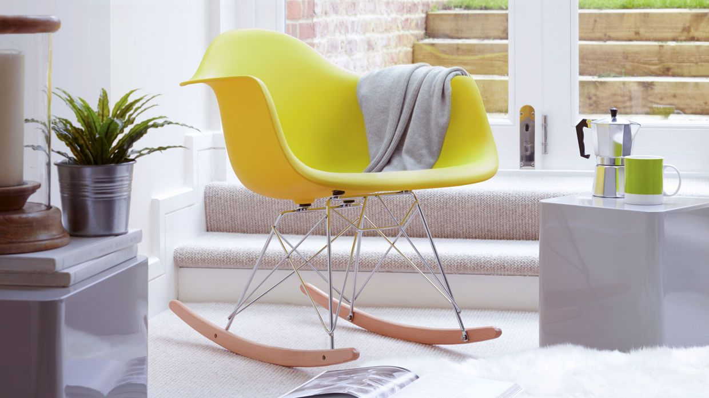Eames Rocking Chair : Eames rocking chair £ kids furniture eames