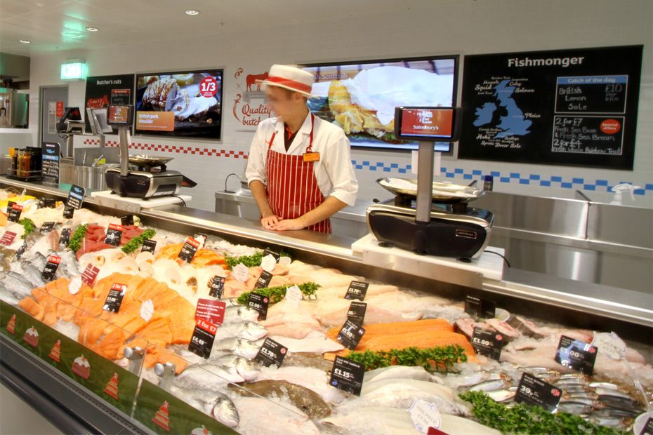 Sainsbury\'s Leicester North - Twelve Studio | supermarket ...