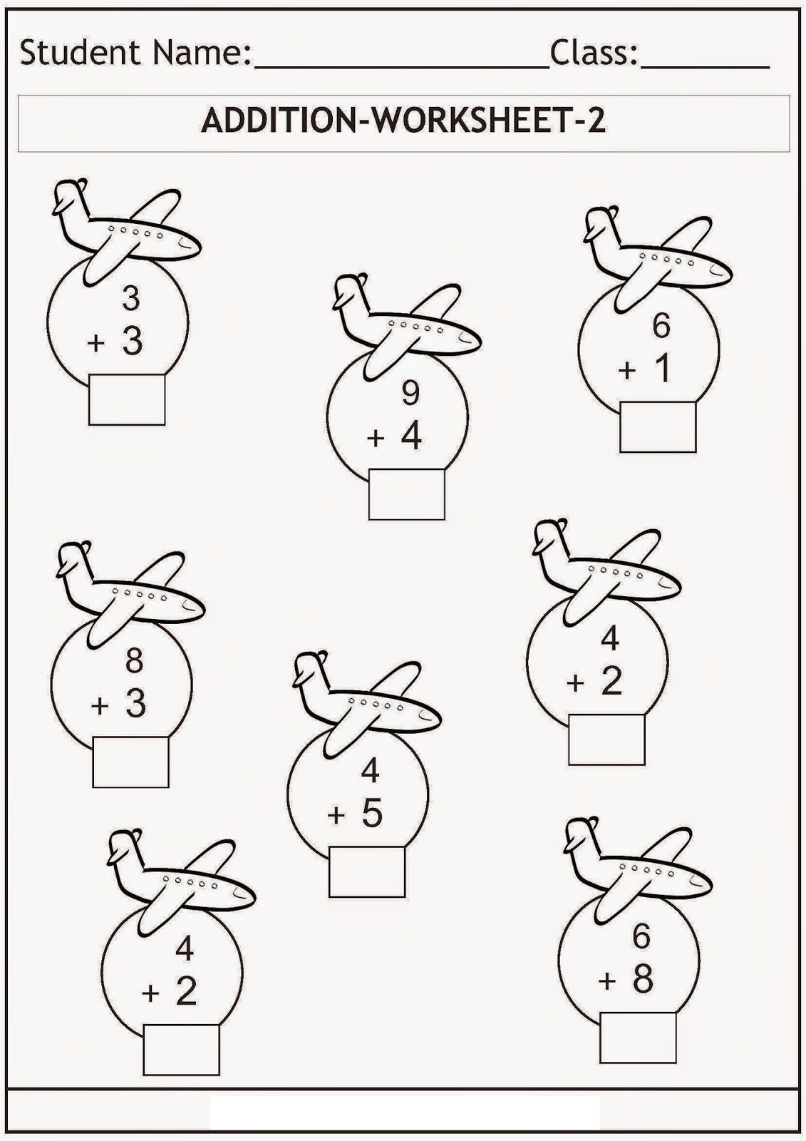 Printable Worksheets For Grade 1