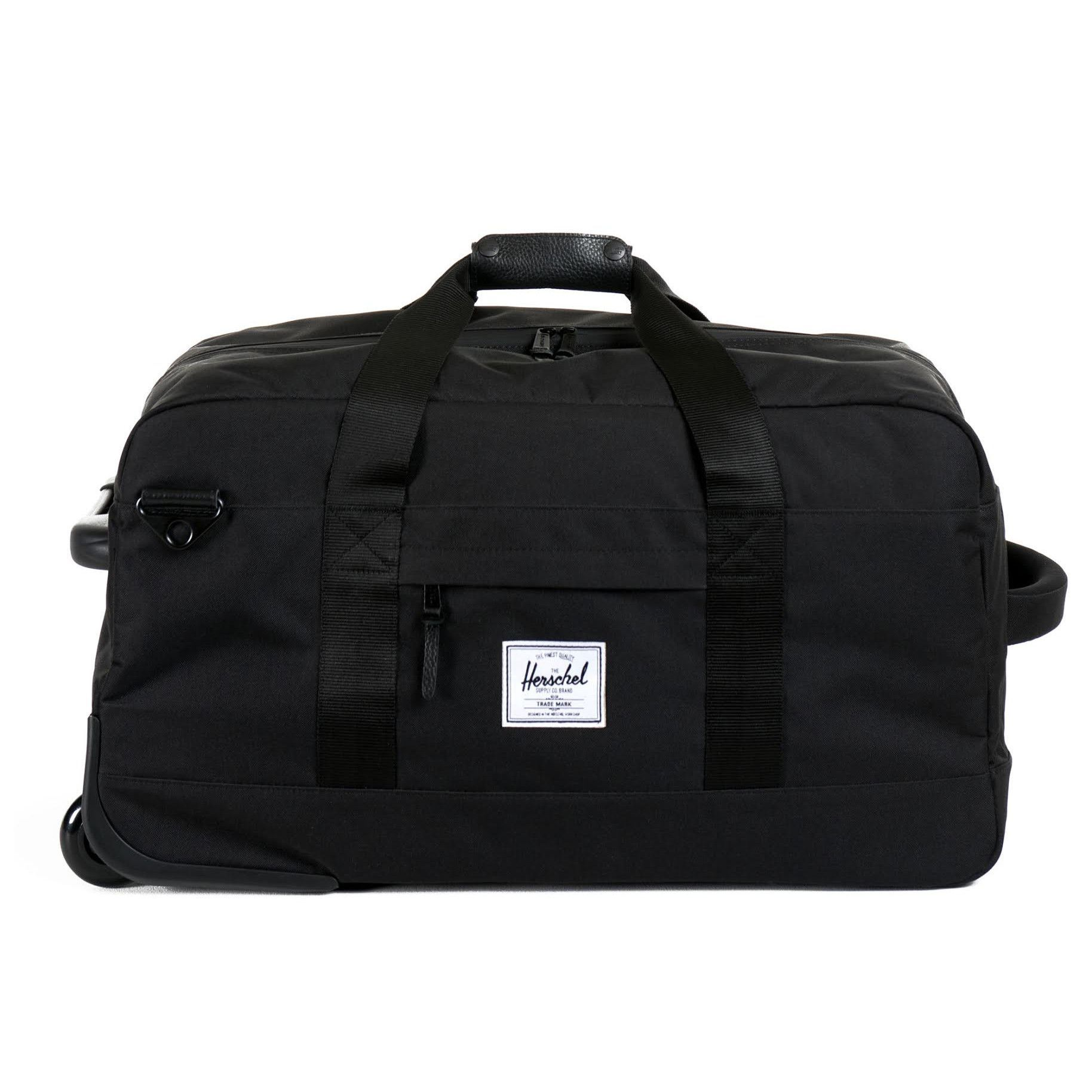 Herschel Supply Co. Outfitter Wheelie Luggage - Black | Products ...