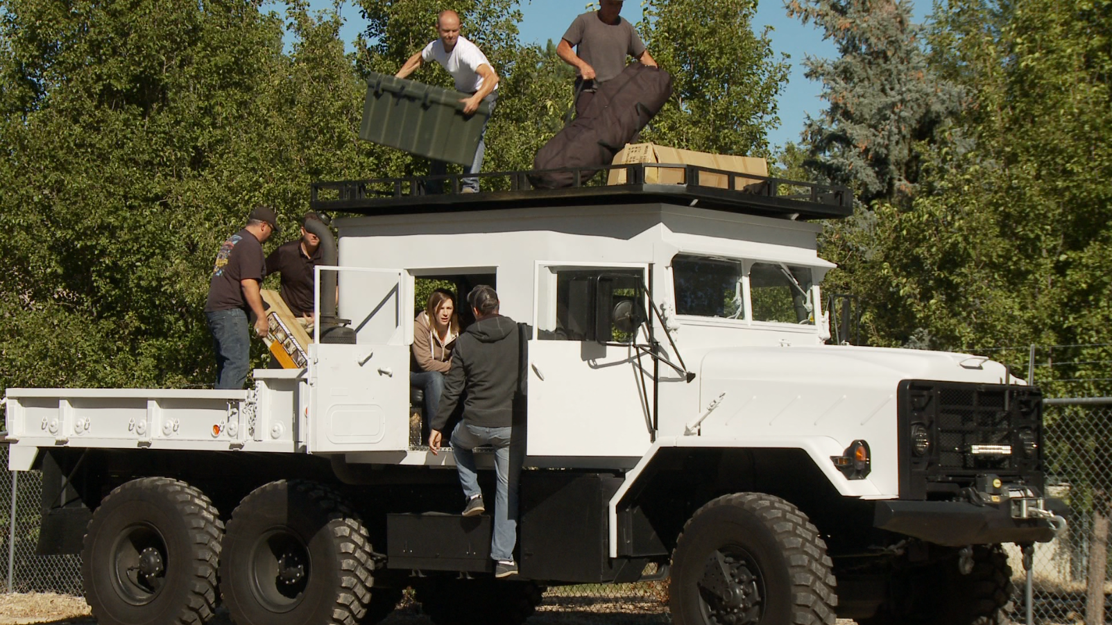 Surplus Military Vehicles Outfitted For Offroad Motorhome Rv