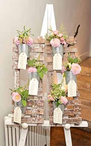 Ideas para decorar tu boda con palets de madera diario - Ideas con palets de madera ...