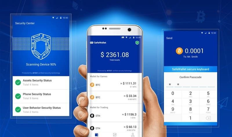 multi currency crypto wallet