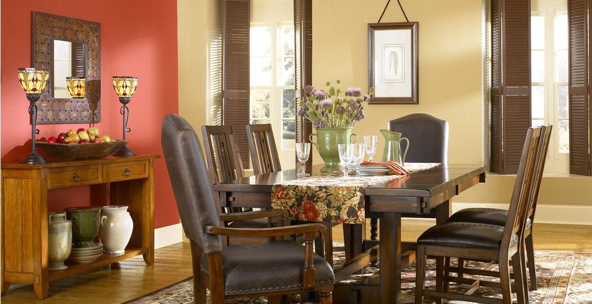incredible behr paint living room | Behr paint Briquette 190D-7 Mesa 320F-5 Bison Brown 780B-7 ...