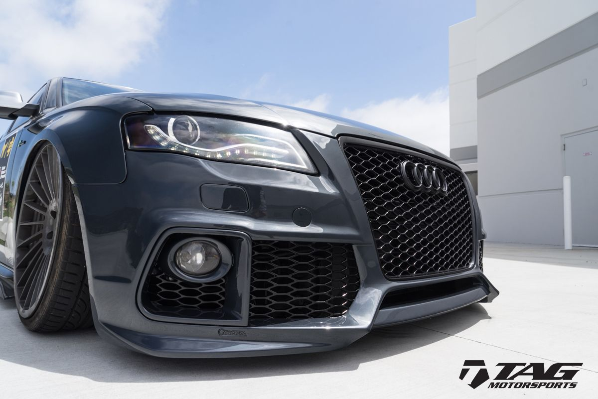 Caractere B8 B8 5 A4 S4 Complete Front Bumper Sponsorship Level Pricing Audi Rs Sponsorship Levels Audi Cars