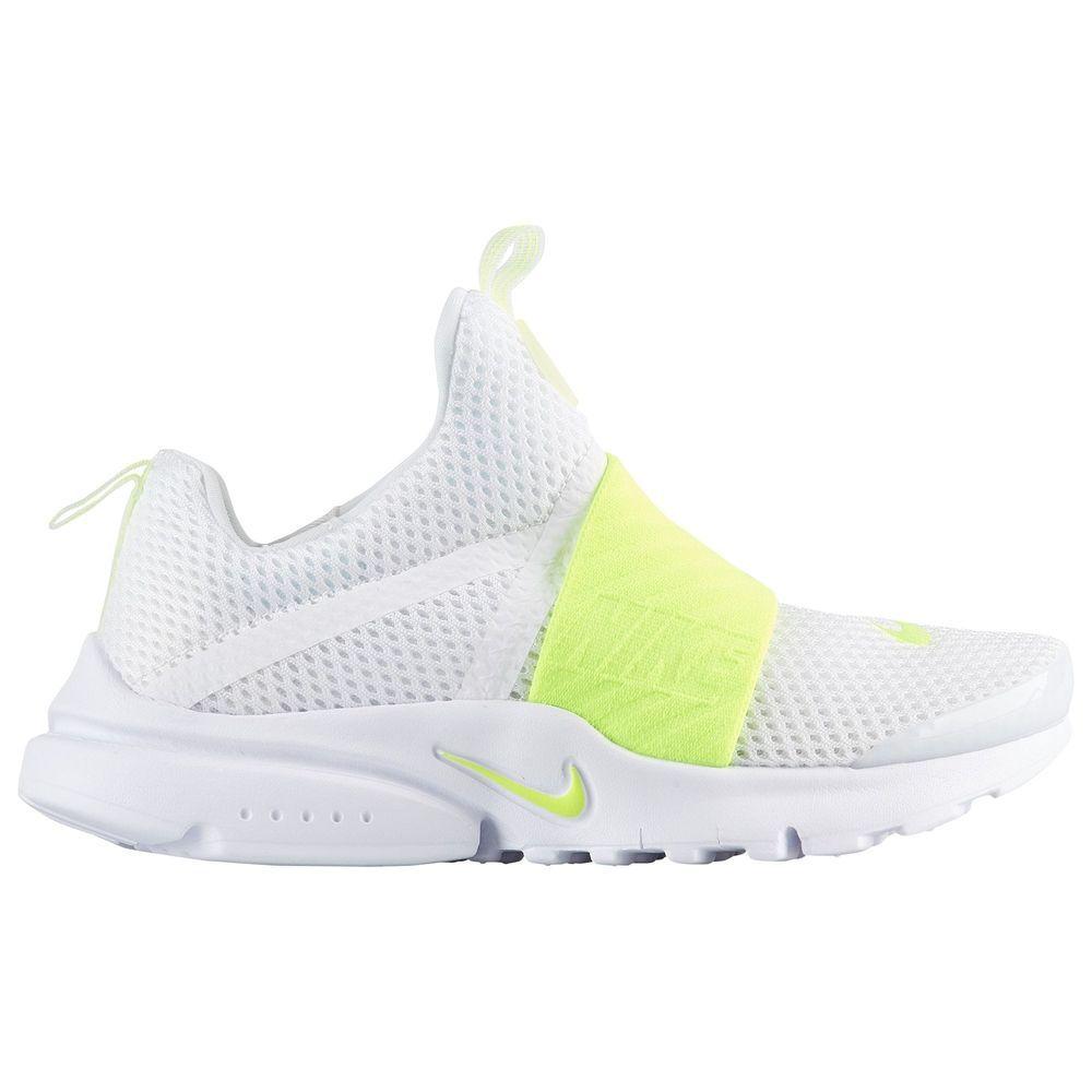 Nike Presto Extreme Girls  Preschool White Volt A3515101 (eBay Link ... 90bc2010c5f5