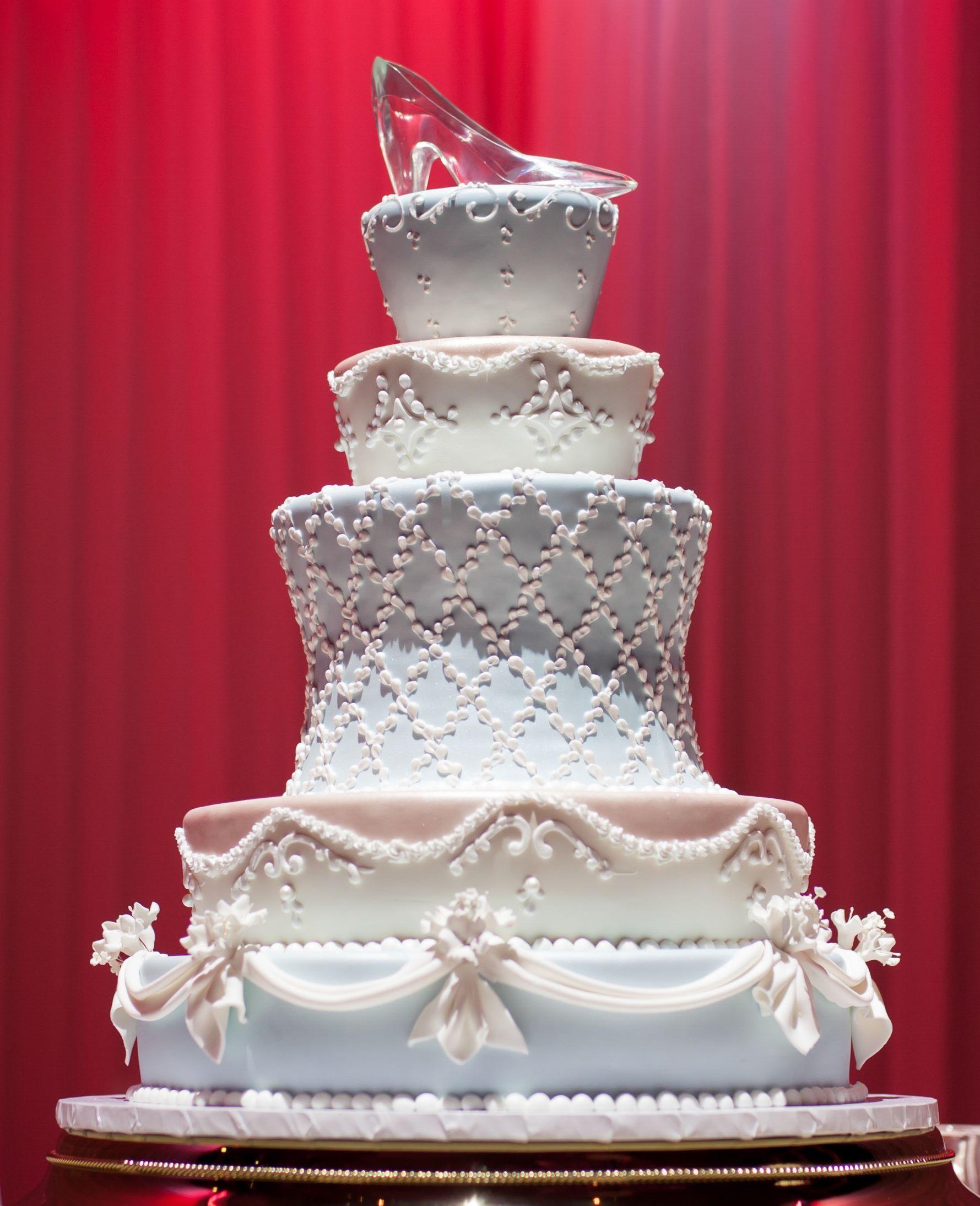 Cinderella Wedding Cake Wedding Cakes Pinterest Wedding cake
