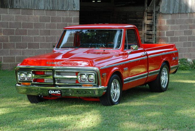 1972 Gmc Truck Brought To You By House Of Insurance In Eugene Oregon Gmc Trucks Chevy Trucks Classic Cars Trucks