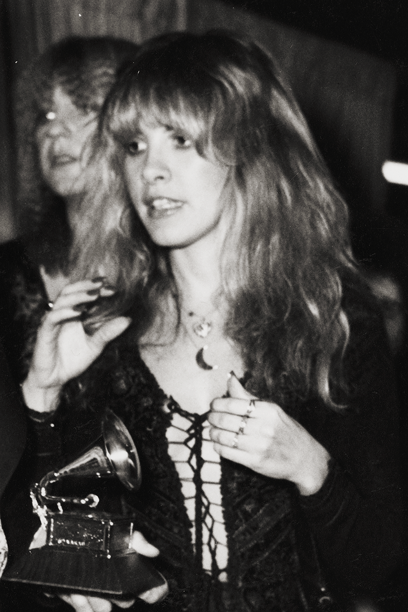 """""""Gorgeous Stevie at the Grammy Awards in 1978 """" HQ copy: X*"""