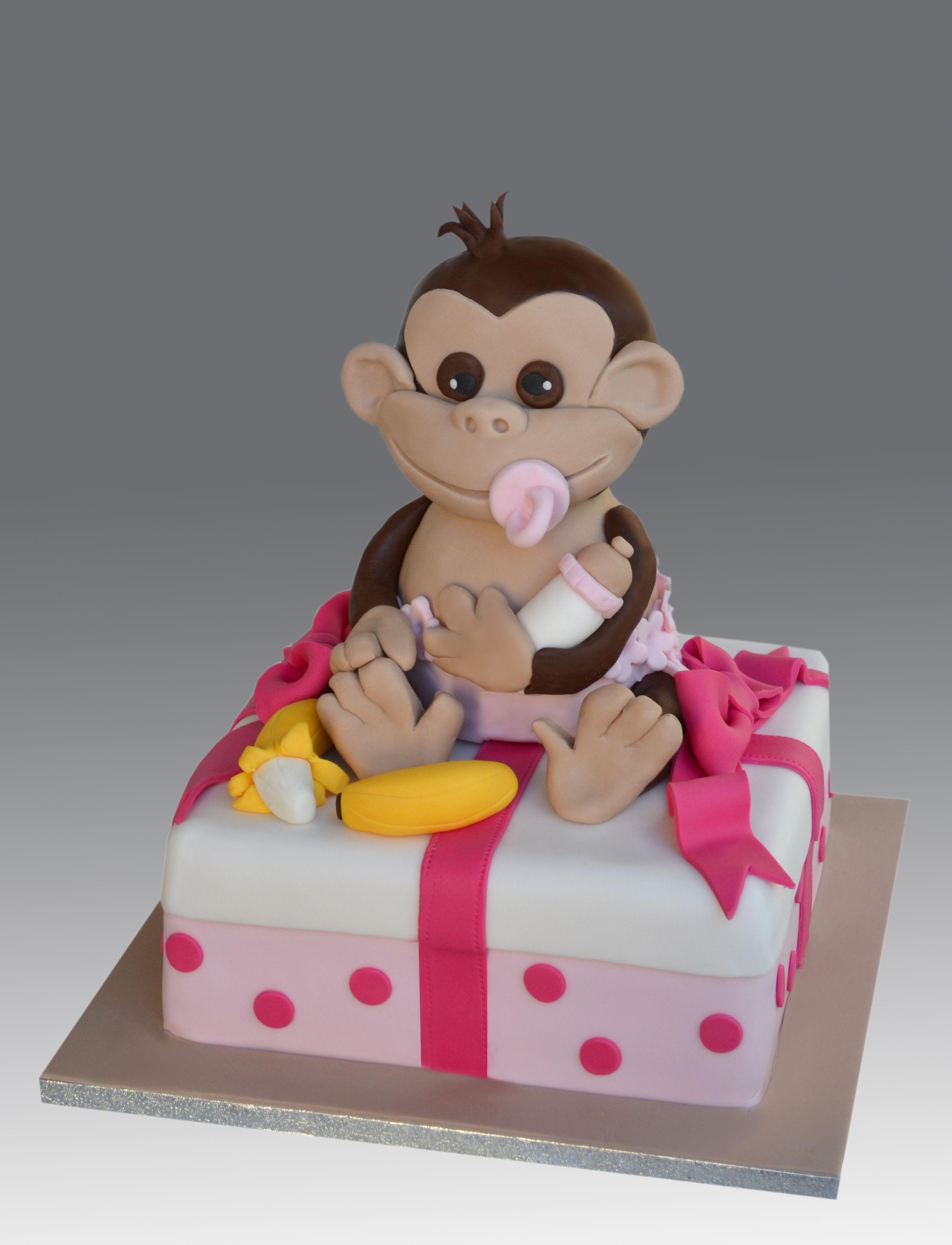 роддома торт с обезьянкой фото твоя тренировка